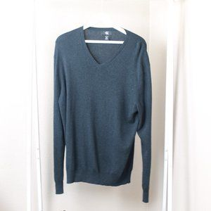 Calvin Klein Black V-neck Sweater NWOT Size L